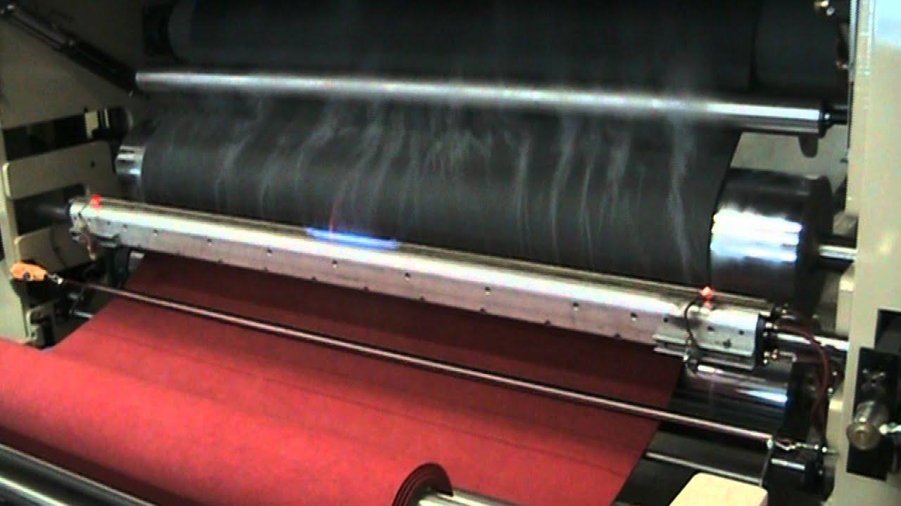 Us Webcon Flame Laminator Polyethylene Wrestling Mats