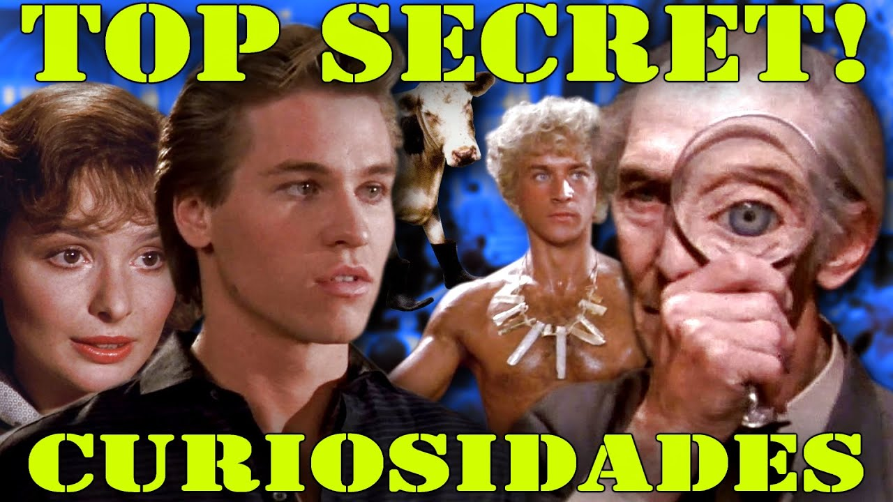 "Curiosidades ""Top Secret!"" (1984)"