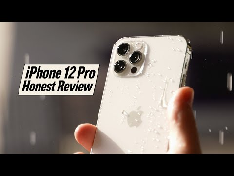 iPhone 12 Pro Honest Review after 1 week!