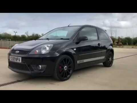 2008 58 Ford Fiesta ST500 ** Totally Original, Full Service History, Must See **