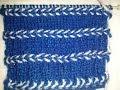 32- Dori Design for Sweater / Cardigan in Hindi | Easy Knitting