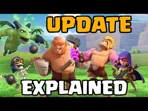 Thumbnail: NEW UPDATE EXPLAINED - Builder Base Tips | Clash of Clans