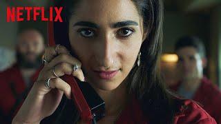 9 Minutos de Nairóbi Quebrando Tudo em La Casa de Papel   Netflix