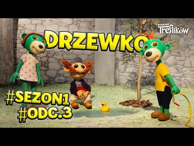 Bajki dla dzieci - RODZINA TREFLIKÓW - sezon 1 - odc. 3 -
