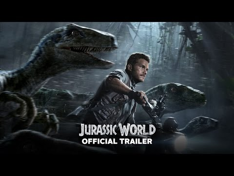 Jurassic World - Official Global Trailer 2015