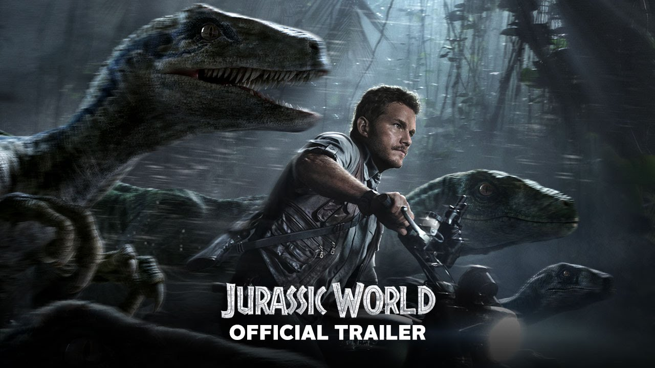 jurassic world official global trailer hd youtube. Black Bedroom Furniture Sets. Home Design Ideas