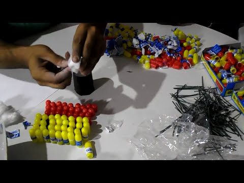 We combined 200 mini bombs for 2000 subscriber