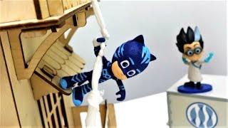ИГРЫ ДЛЯ ДЕТЕЙ:   #ГероиВмасках против злодеев! Видео с игрушками! #Ромео