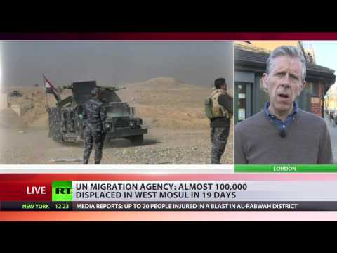 'Not a silver bullet': Mosul op is going to increase level of chaos – Stop the war coalition