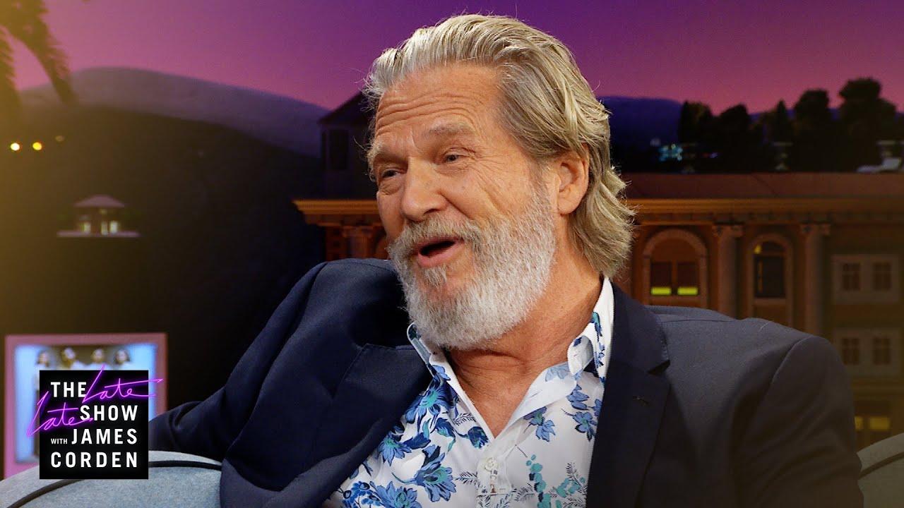 Jeff Bridges Doesn't Need Fake Horses for Films - YouTube