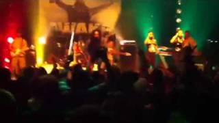 Julian Marley - Hommage Bob Luxembourg 03/06/11