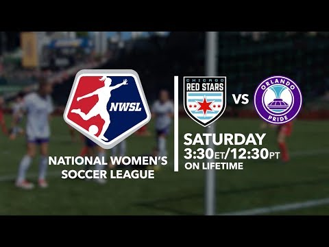 Chicago Red Stars vs. Orlando Pride | May 26 at 3:30 p.m. ET
