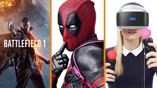 Battlefield 1 Breaks Records + Deadpool 2 in Trouble? + Recalls After DDoS Attacks - The Know