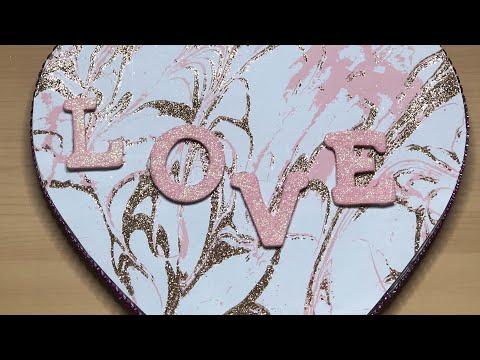 Dollar Tree Valentine's Day Simple DIY