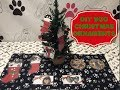 DIY Dog Christmas Ornaments