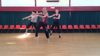 Repeat youtube video Under control (feat Hurts) Calvin Harris & Alesso. Zumba routine by BAM Fitness