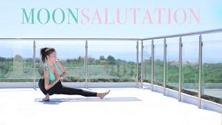 Yoga Fundamentals: Moon Salutation ENG with Nancy Pol (4K)