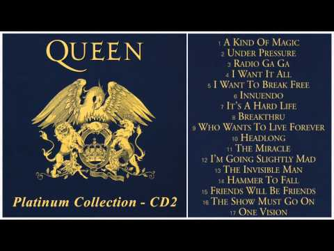 Queen - Platinum Collection (CD2)
