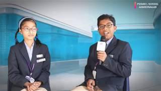 2nd ANNUAL SCHOOL REPORT- PODAR INTERNATIONAL SCHOOL, AHMEDNAGAR