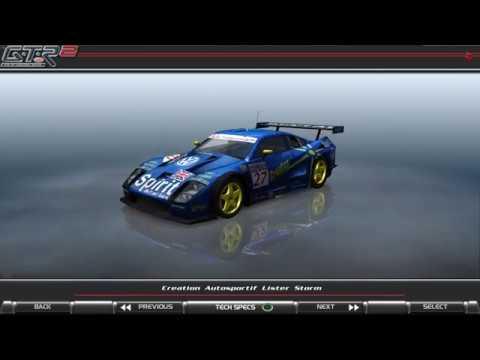 Lister Storm GTR2-Meus 03 desejos para o GTR3 #32-Parte 2 de 3