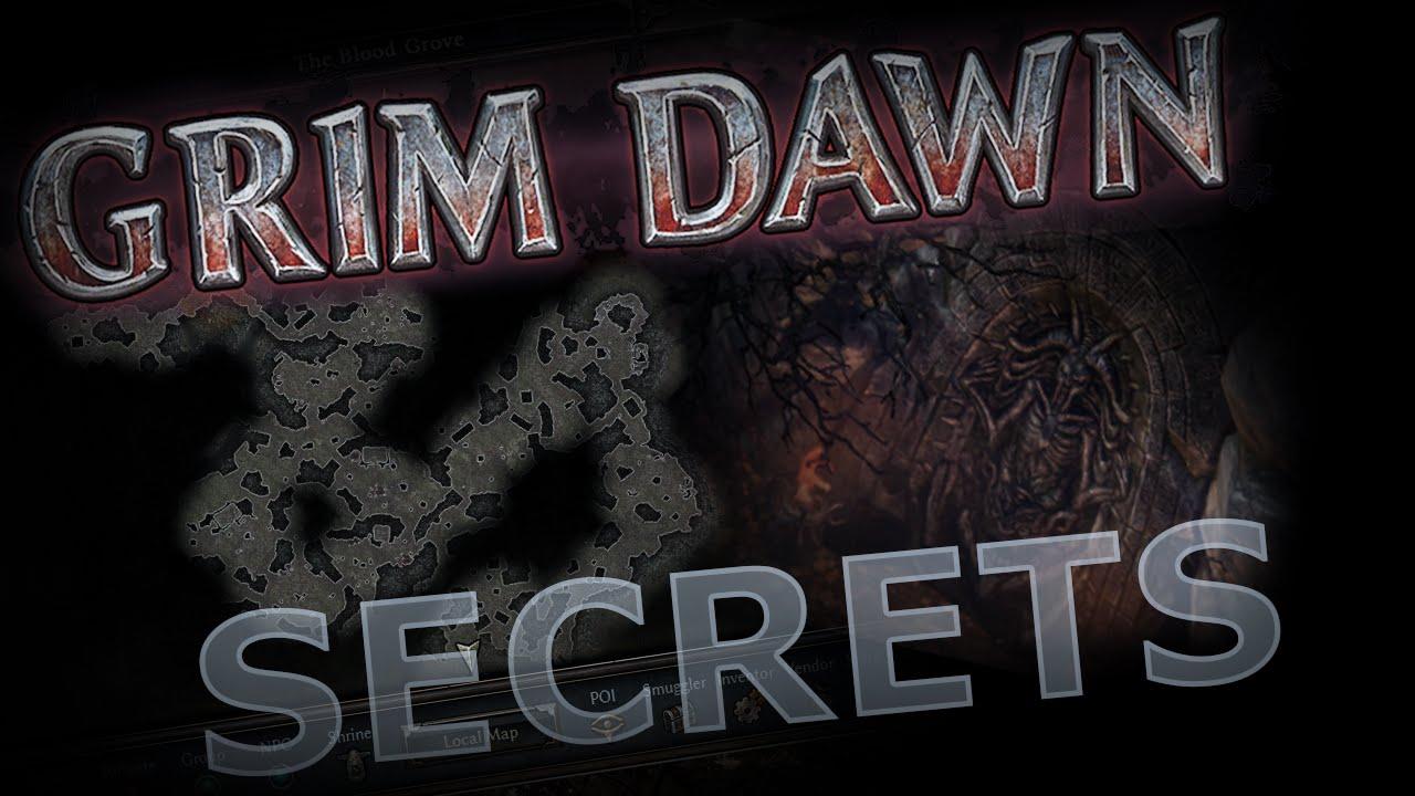 Grim Dawn Secrets