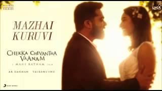 Mazhai kuruvi Video Song - Chekka Chivantha Vaanam | Simbu | AR Rahman | Mani Ratnam