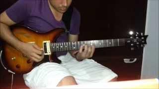 """Tutorial  Guitarra """"solo""""  De oro - Familia  Andre"""