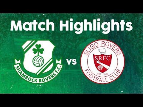 Match Highlights   Shamrock Rovers 0-1 Sligo   24 May 2021