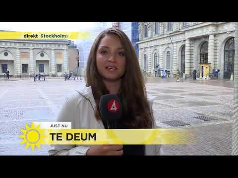 I dag presenteras namnet på Prins Carl-Philip och Sofias nyfödde pojke!  - Nyhetsmorgon (TV4)