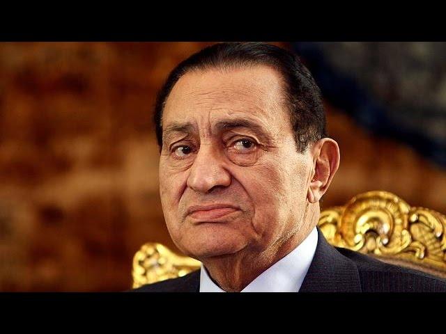 Мубарак вернулся домой