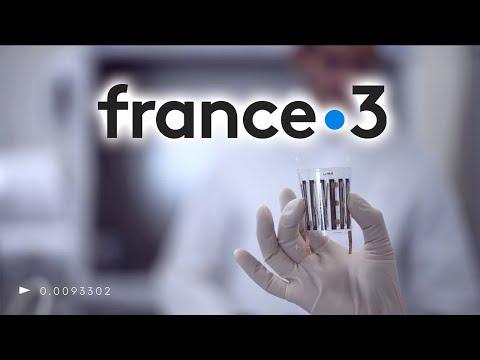 Dracula Technologies sur France 3 !