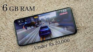 TOP 10 6GB RAM Best Smartphone Under ₹20,000 $300