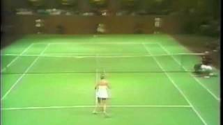 Chris Evert d. Evonne Goolagong - 1976 Virginia Slims of San Francisco final