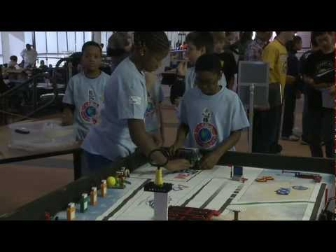 APL Hosts 2013 FIRST LEGO League Qualifier
