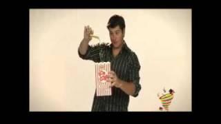 Magic Popcorn by George Iglesias - www.MJMMagic.com