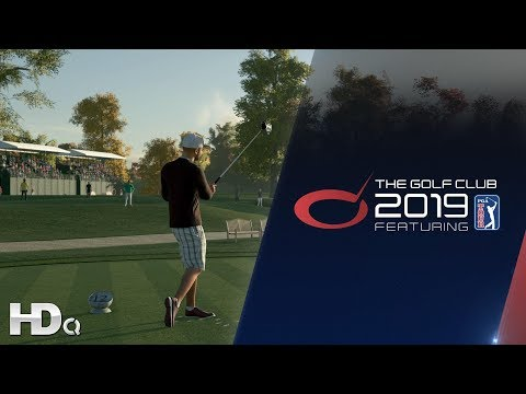 THE GOLF CLUB 2019 : Featuring The PGA TOUR - PlayStation Game Announcement PS4 Trailer (2018) HD