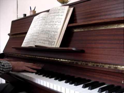 Londonderry Air (Danny Boy) piano solo