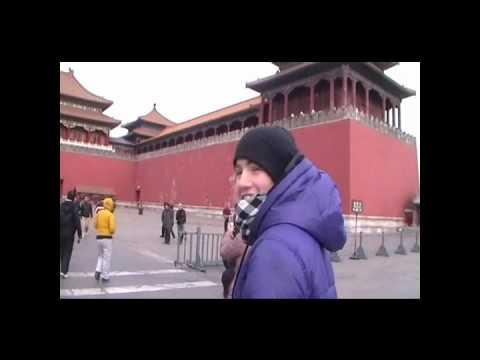 Around the globe Del 6 Beijing - Förbjudna staden, himmelska fridens torg