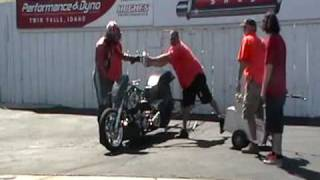 Pro Fuel Nitro Harley - Blown Head