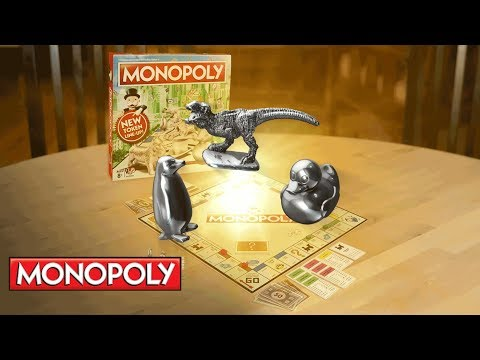 Monopoly's New Tokens! - Hasbro Gaming