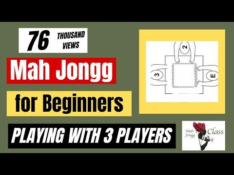 Mah Jongg For Beginners