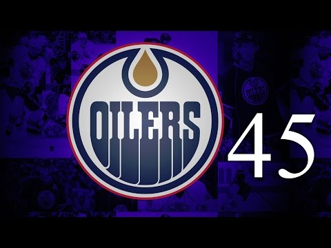 NHL 17 FRANCHISE MODE Edmonton Oilers Ep 45 -BlockBuster Trade