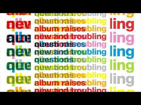 01 O We - Album Raises - They Might Be Giants - Backwards Music