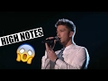MATT TERRY - HIGH NOTES