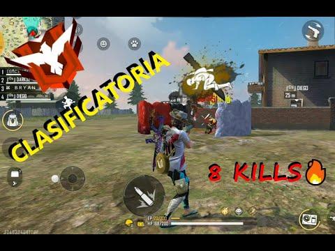 8-kills-🔥-escuadra-clasificatoria-heroico-3500-puntos-en-free-fire