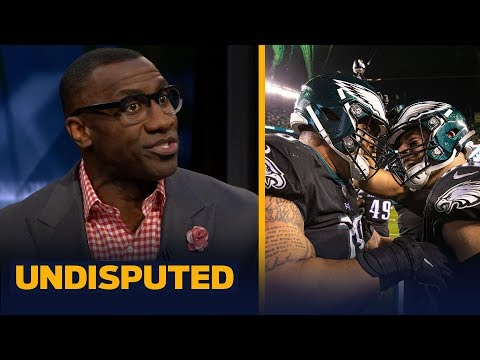 Eagles' defense did not play up to par against New York Giants  Shannon Sharpe | NFL | UNDISPUTED