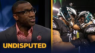 Eagles' defense did not play up to par against New York Giants - Shannon Sharpe | NFL | UNDISPUTED
