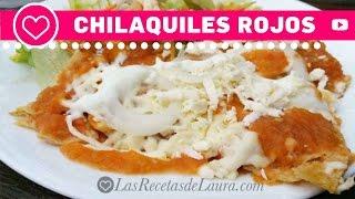 Deliciosos Chilaquiles Saludables - Como se hacen los chilaquiles