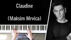 Claudine by Maksim Mrvica - Piano Cover