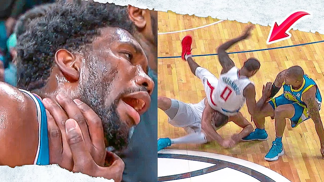 NBA - Funny Bloopers to Brighten up Your Day!